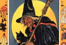 Vintage Halloween Images / by Vera Louise Riddle