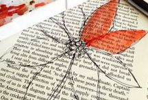 DIY: Book Pages