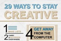 Practical - Creativity, projects, cool ideas / pins with interesting things to learn