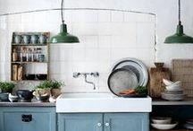 Kitchen / by Silverstone Fabrics