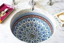 Bathroom / by Silverstone Fabrics