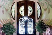 Architecture - Entrances / doors, gates, etc