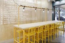 Eat & Design  / Restaurant and Cafe Design