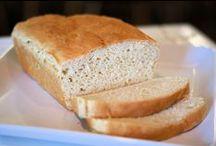 Gluten-Free Bread / Gluten-free bread recipes