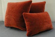 Designer Pillows by Silverstone Originals / by Silverstone Fabrics