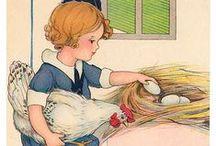 Disegni e immagini ancienne / Immagini, disegni e cartoline old style.