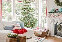 H O L I D A Y / Christmas Season Ideas & Inspiration