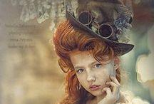 Steampunk / #steampunk #victorian #steampunk girl.