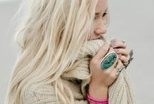 Sweater Weather / Our favorite knit picks for fall and beyond. . .