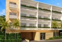Papaya 15 / Papaya 15 Condos are close to 5th Avenue and the beach, they are retirement-friendly, exclusive and have security. They are the perfect place for you to retire in luxury and comfort. There are 1 or 2 bedroom options and on-site gym!