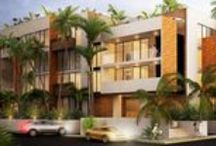 A-nah Downtown / Located in the heart of Playa del Carmen, A-nah Downtown condos will be starting at $170,000 USD and offer amenities such as concierge, valet, staffed rooftop bar, overflowing pool, floor to ceiling ground floor aquarium, fully furnished one and two bedroom condos and much more!  Learn more: http://www.topmexicorealestate.com/property/?n=PlayaDowntownCondos
