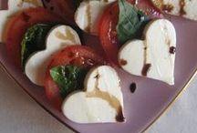 Salato / Cibi salati: immagini e tutorial