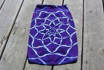 Tie Dye Pet Tank Tops / Keeping your pets just as colorful as you!  Hand tied & dyed by www.moondyes.com