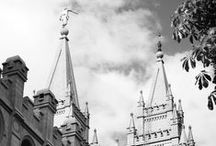 LDS Temples / by Trisha Wright