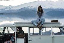 Wanderlust&free spirit