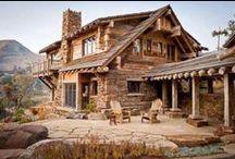 Log / Future Home Ideas