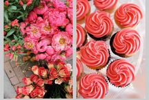 Weddings :: Coral & Mint / Love this palette... / by Angela's Bella Flora, Inc.