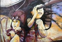 Street Art  / by Valérie Thuillier
