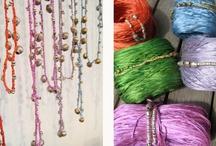 crochet jewelry - über-craft.com