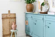 CASA DOLCE CASA / Idee e colori per la casa che vorrei
