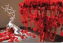 Artists to know in: Fibers/Craft / by Lauren Turk