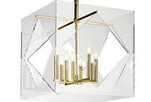 Light Fixtures to Love / Let there be light!
