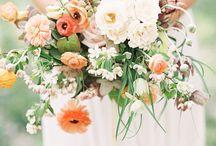 Wedding Bouquets :: Inspiring Gardenstyle / by Angela's Bella Flora, Inc.