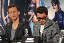 Avengers Geekery