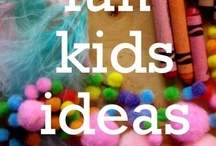 Crafts with kids / by Carolyn Tecca