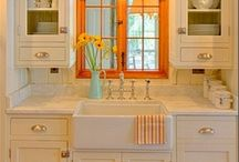 Kitchen & Dining Areas / by Jessica Rhoads