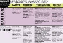 FODMAPs / FODMAPs friendly recipes, tips for FODMAPS diet
