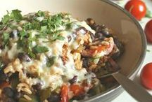 Vegetarian / meatless, vegetarian, recipes, beans, quinoa, rice, plant based
