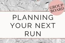 Planning Your Next Run / Community Board of Runners and their blogs on running, their experiences and tips. Interested in joining? Please contact me through my Facebook Page: https://www.facebook.com/planwithdebbie/ #running #community