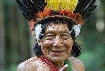 Suriname / Die frühere niederländische Kolonie ist erst seit 1975 unabhängig. Die Küstenebene, die an den Atlantik grenzt, ist von Sumpf geprägt, gefolgt von Hügelland, das in ein Gebirgsmassiv übergeht. Der höchste Berg des Landes, der Julianatop, misst 1.280m und erhebt sich in dem Wilhelminagebirge. Einige große Flüsse wie der Suriname sorgen für fruchtbare Regionen- allein 90% davon machen tropischen Regenwald aus. Landesgrenzen bestehen zu Guyana, Französisch-Guyana und Brasilien.