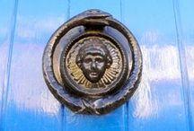 Doors / Doors,Door Pulls,Knockers,Weather Vanes and such In the UK.