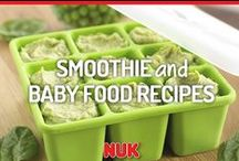 Smoothie & Baby Food Recipes