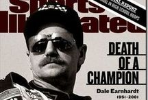 Death of a Champion / February 18, 2001. At the Daytona 500, Dale Earnhardt didn't have a chance to win, but that didn't stop him from trying for the best possible finish with a pass in the final turn of the final lap. As Dale Jr. and Michael Waltrip sped bumper to bumper toward the checkered flag, in first and second..the rest is history..... DO NOT PIN MORE THAN 10 PINS PER DAY OFF OF THIS BOARD....... Thank you for visiting, and you may LIKE as many as you want.  / by Jr 88 Rules!