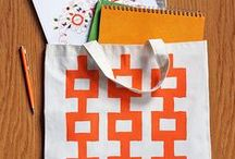 Canvas Totebags Ideas / by artmart
