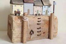 CASETTE IN MINIATURA / Amo le casette in miniatura che nascondono mondi piccolissimi
