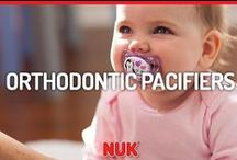 Pacifiers / by NUK USA