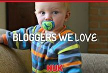 Bloggers We Love / by NUK USA