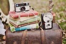 MACCHINE FOTOGRAFICHE VINTAGE / Ricordi d'infanzia e amore per la fotografia