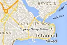 Istanbul / by Caro_frenchy