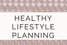 Healthy Lifestyle Planning / Don't underestimate the importance of health and wellness in your journey to productivity. Learn how you can build a lifestyle you can stick to on the blog. Download my FREE workbook 4 Questions For A Better You and become a member of an community of like-minded achievers for accountability, support, and motivation. #confidence #productivity #success #health #lifestyle #planning