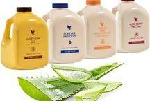 BienEtre & Aloe Vera / Je distribue la gamme de produits d'Aloe Vera de Forever Living Products / by Valérie Thuillier