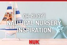 Oh-Buoy! Nautical Nursery / by NUK USA