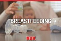 Breastfeeding Tips and Advice / NUK® knows that breastfeeding can be challenging, rewarding, inspiring and just plain frustrating at times. So we design our products to help make breastfeeding easier for mom. Here's some helpful tips and information to keep you pumping!