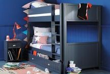 Boys Bedroom | Maisons du Monde / Inspiration for your little boy's bedroom of dreams...