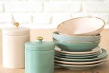 Pastel Interiors | Maisons du Monde / Home sweet home with these sugary shades.