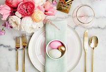 Easter Dining | Maisons du Monde / Hop to it!